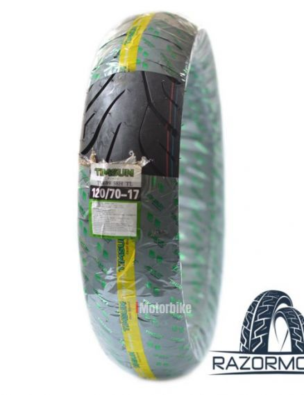 120/70-17 TS-689 TIMSUN TUBELESS TYRE