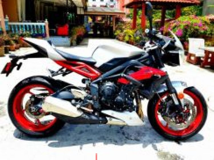 2015 Triumph Street Triple Abs Rm49900 Used Triumph Motorcycles