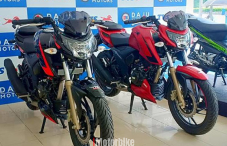 TVS APACHE RTR 200 Fi, RM10,950 - Red Motorcycles New, New Motorcycles,  Petaling Jaya | imotorbike my