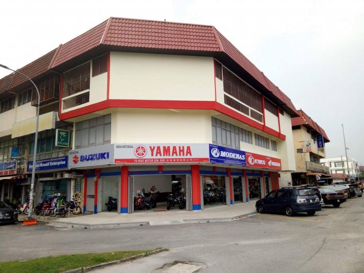 Yu Huat Motor Sdn Bhd