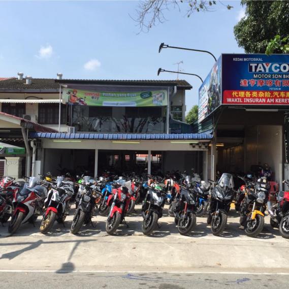 Taycon Motor Sdn Bhd Bayan Baru
