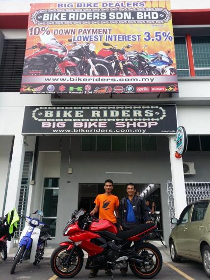 Bike Riders Sdn Bhd