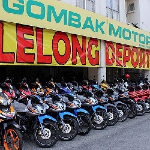 Ena Gombak Motor