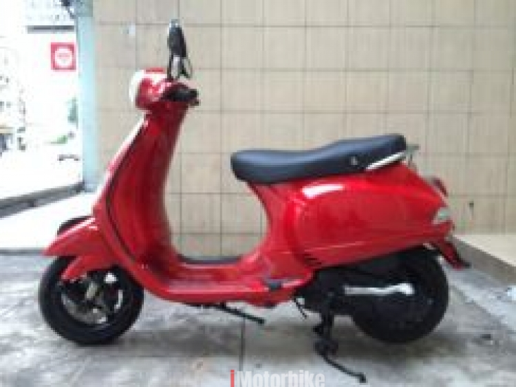 2014 Vespa LX 150 Tip Top Condition