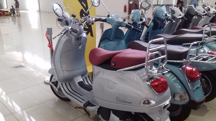 Vespa LXV 150