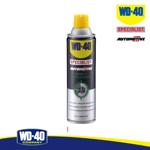 WD-40® Specialist Automotive Product 450ml Brake and Parts Cleaner
