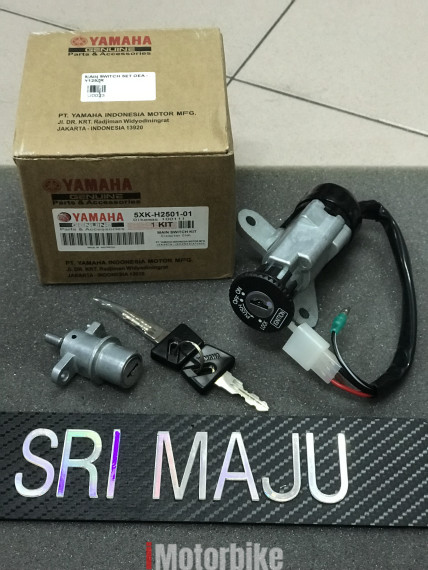 Yamaha y125zr Handle switch ori indon