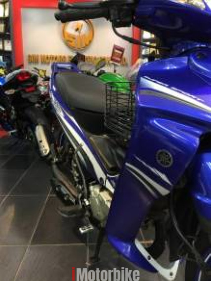 2009 Secondhand Yamaha 125ZR -GP Edition- Special