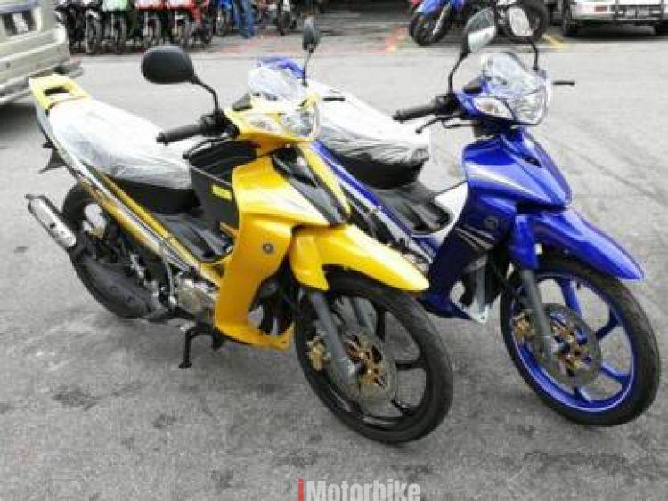 2017 Yamaha 125zr Rm9 116 New Yamaha Motorcycles Yamaha Kuala