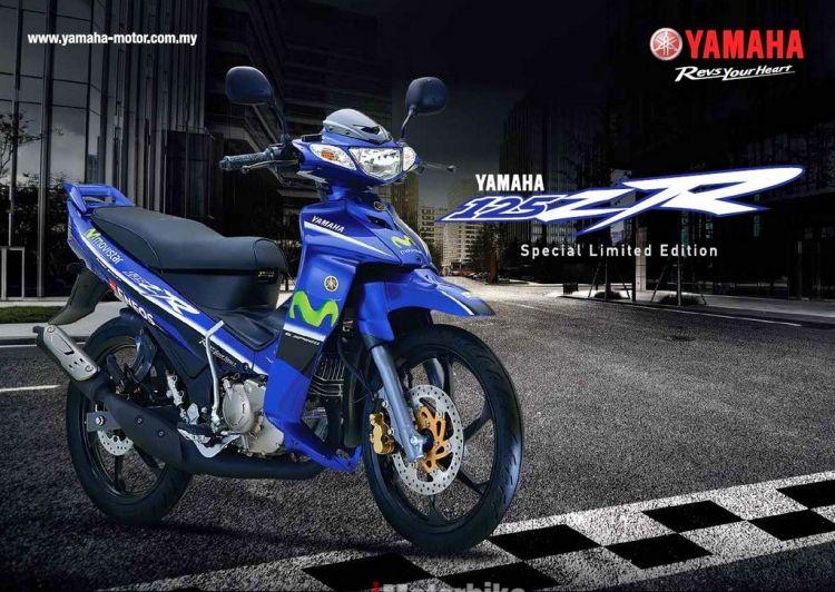 Yamaha 125zr Rm9 000 New Yamaha Motorcycles Yamaha Johor