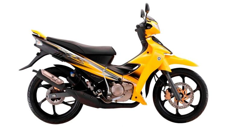 2018 Yamaha 125zr Rm9 000 New Yamaha Motorcycles Yamaha Kota