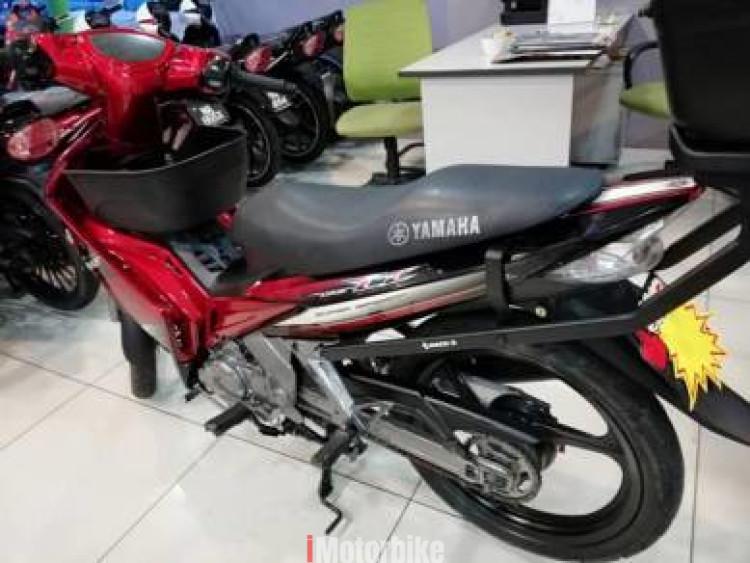 2007 Yamaha LC135 V1 JAPAN High Power - On SALES