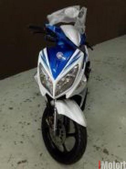 2008 Yamaha Nouvo Lc 135