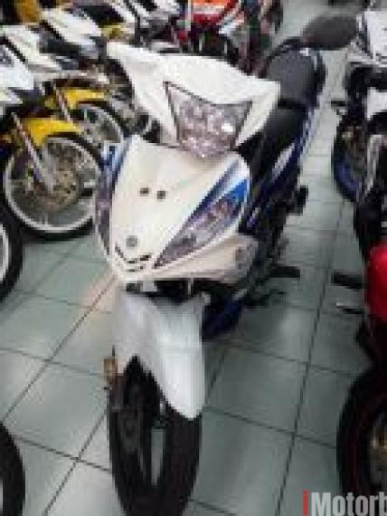 2009 Yamaha lc 1351ST MODEL TAHUN 2009 LOAN KEDAI