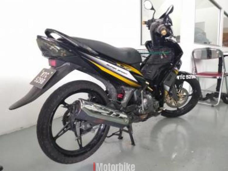 2009 Yamaha lc135 es 2009