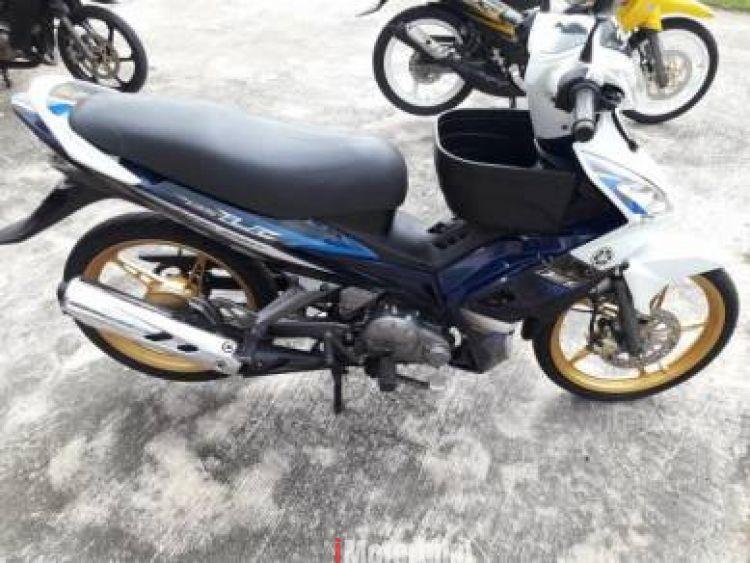 2010 Yamaha 135LC, RM4,350, Used Yamaha Motorcycles, Yamaha Kelantan |  imotorbike my