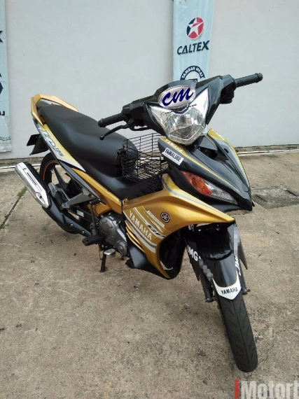 2010 2010 Yamaha LC135 - LC 135 - 2010