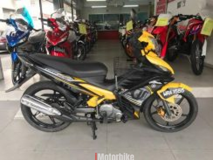 2011 T WAY - YAMAHA 135LC V1/V2/V3 (must view) 2011