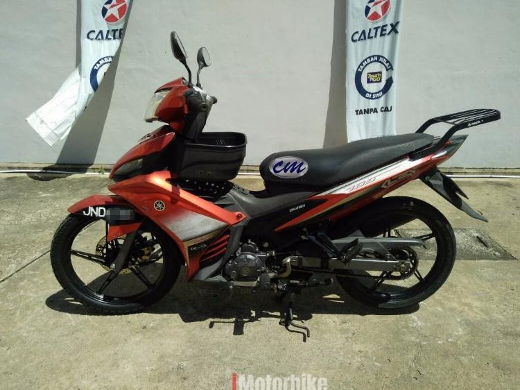 2011 Yamaha LC 135 - 135LC LC135 - 2011