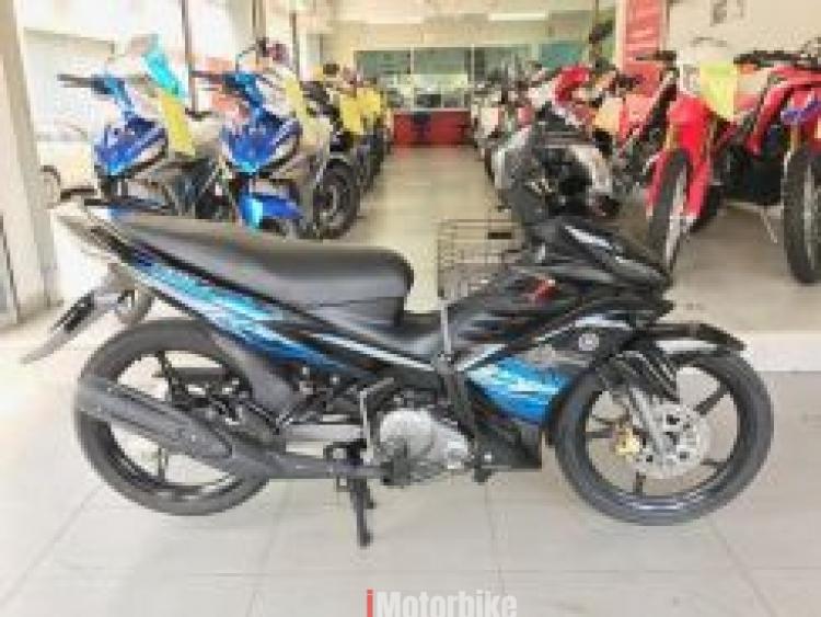 2012 T WAY MOTOR - YAMAHA 135 LC V2 (must view) 2012