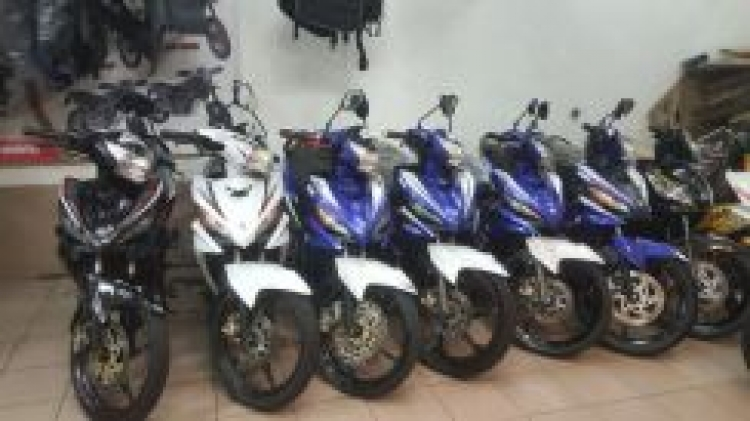 2012 Yamaha lc 135