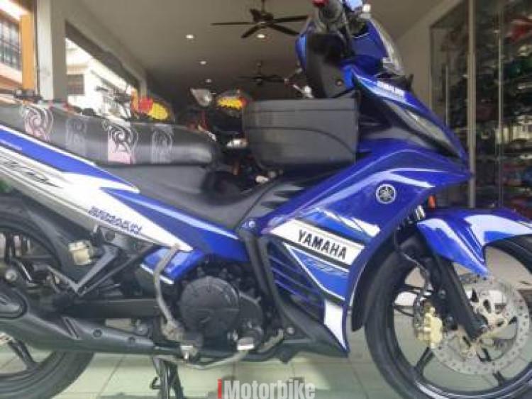 2013 Yamaha 135LC Extreme Spirit 5Speed Same Y15 Kuasa