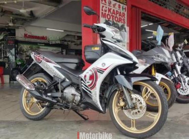 2013 Yamaha LC135 LC 135 LC V2 DP600 | Used Motorcycles iMotorbike Malaysia