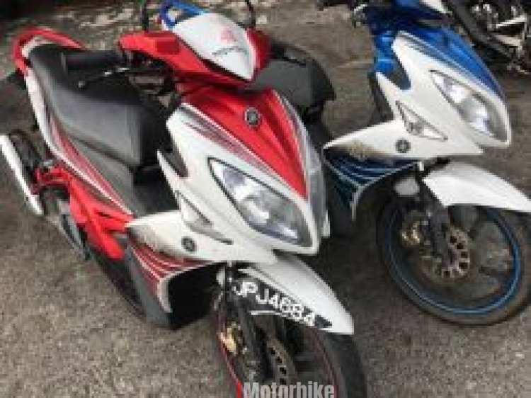 2013 Yamaha Nouvo LC 135 Harga On the Road Loan Kedai