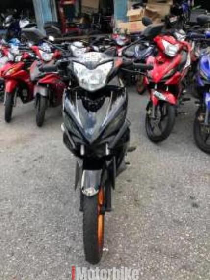 2014 Yamaha lc135 es 5 speed / LC135 - RAYA PROMOTION