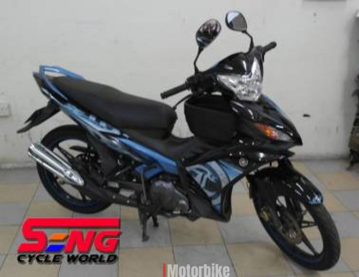 2014 Yamaha LC135 Tip Top Recondition