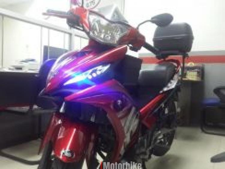 2015 Yamaha 135LC ORI Sungguh Lasak - ( Dp Rm 550 )
