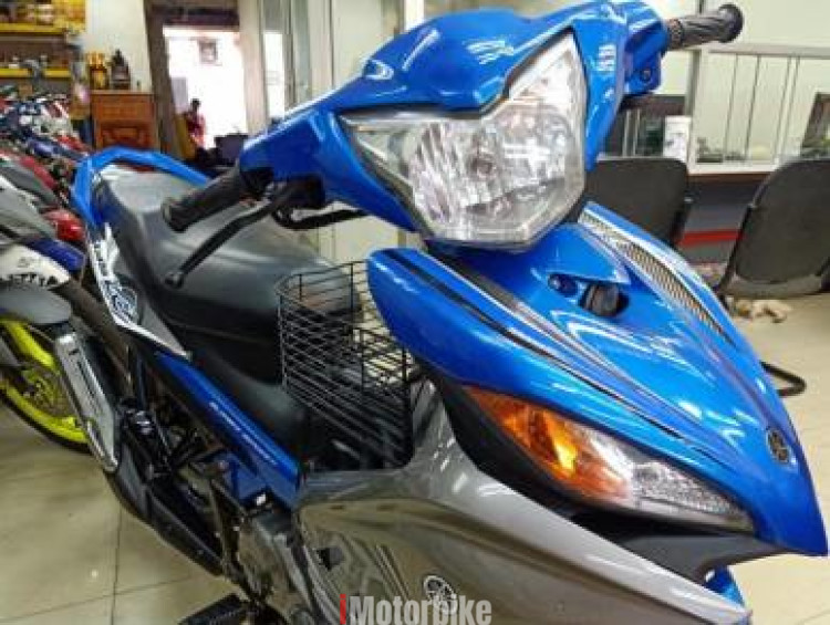 2015 Yamaha 135LC V3 Special Offer Sungguh Pickup