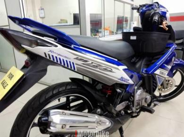 2015 Yamaha LC135 Gp 4Speed High Performance Top Power