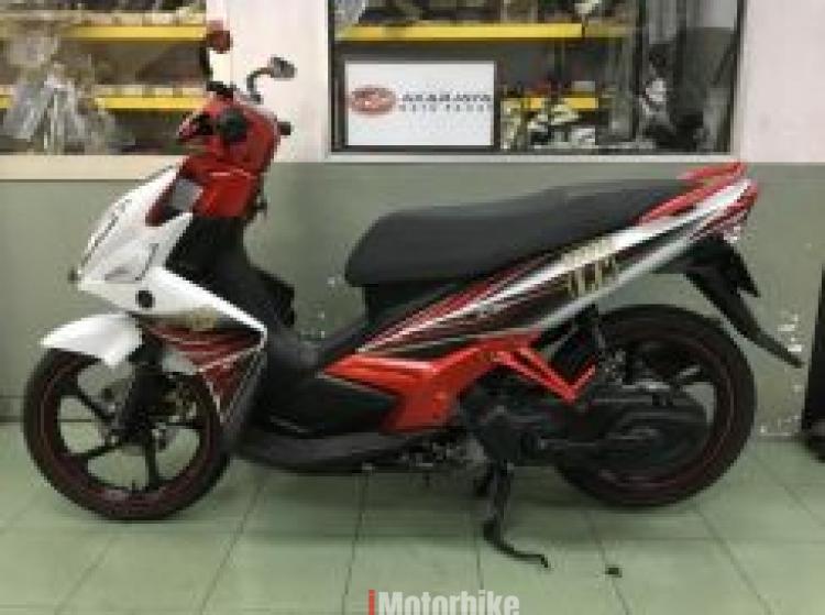 2015 Yamaha nouvo lc 135 2nd hand