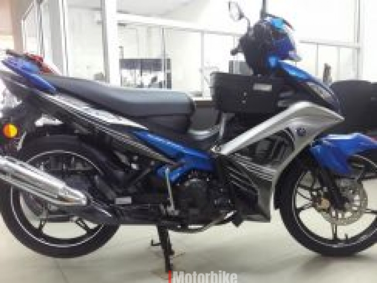 2016 Yamaha 135LC 100% ORI Thn 2016 SUPER SPORTS