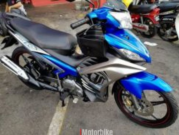 2016 Yamaha 135Lc / Lc135 / 135 Lc Auto Clutch