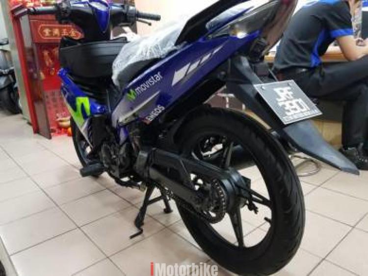 2016 Yamaha lc135 Lc 135 V3 Wang Muka Lima Ratus