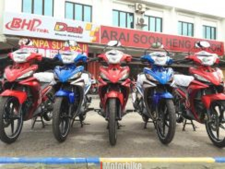 2017 YAMAHA 135Lc AUTOCLUTCH -FULL LOAN AVAILABLE
