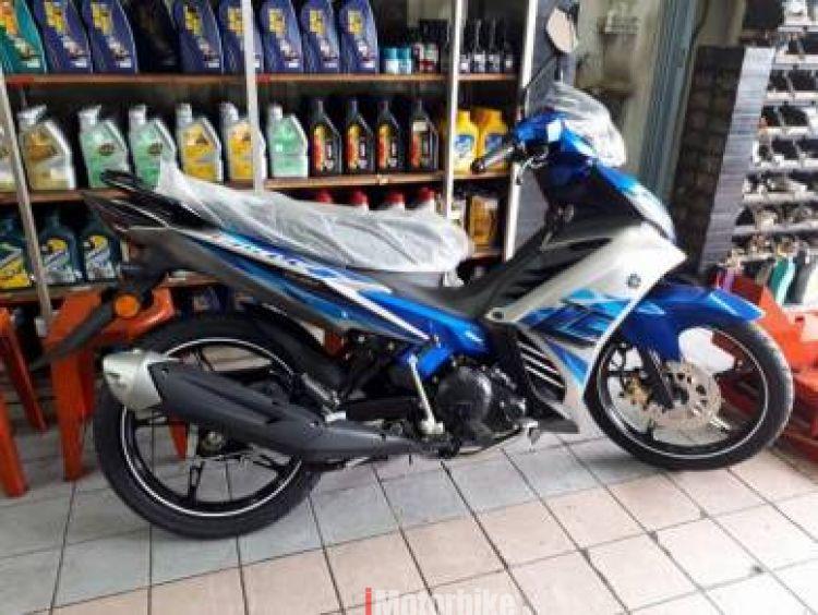 2018 Yamaha 135LC, RM6,900 - Blue Yamaha, New Yamaha Motorcycles, Yamaha  Pontian | imotorbike my