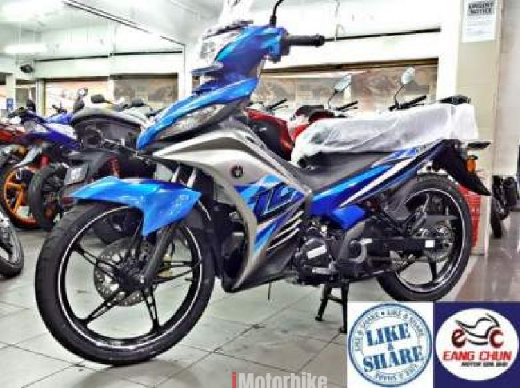 2018 LC135 135 LC Yamaha LC 135 - APply NoW