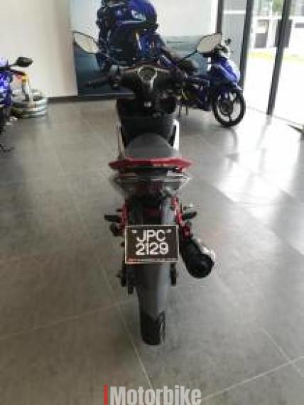 2012 Yamaha 135LC ES / 135LC 5S / MOTOR MURAH