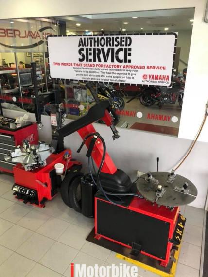 Yamaha 135LC V6 YearEnd Sale BMM