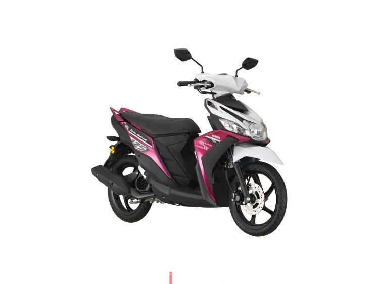 2017 2017 Yamaha EGO Solariz 125 Scooter DEPOSIT OTR
