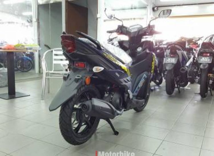 2017 Yamaha Ego Avantiz 125 CNY Sales Offer NOW 4