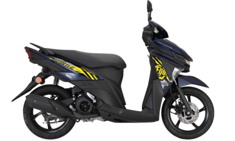 2017 Yamaha Ego Avantiz / Ego Avantiz 125/ Ego 125