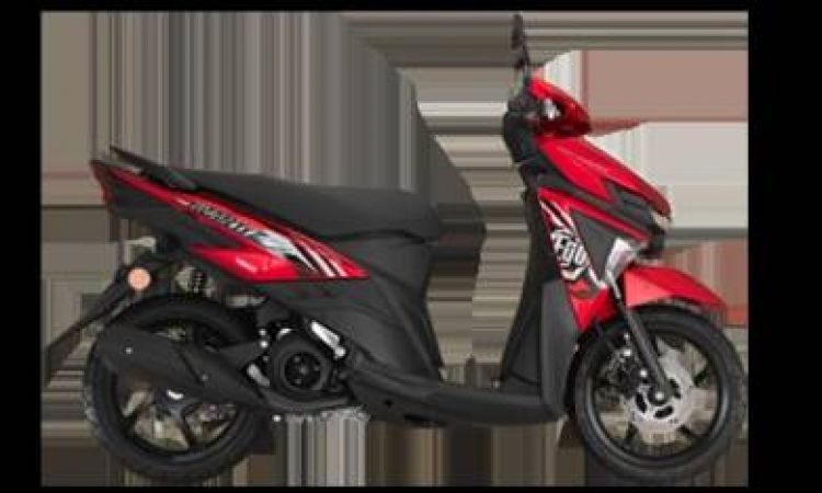 2017 Yamaha ego avantiz harga murah end year promo