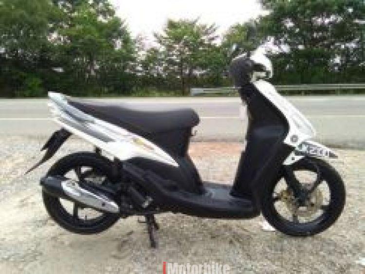 2007 2007 Yamaha Ego Cantik