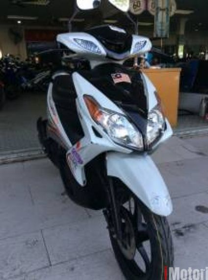 2010 Yahama ego lc125 good condition 2010