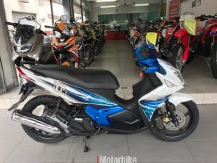 2012 T WAY MOTOR - YAMAHA NOUVO LC 135-2012 (must view)