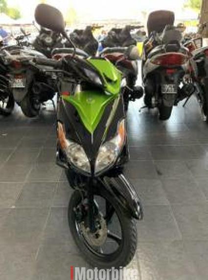 2013 Yamaha Ego Lc